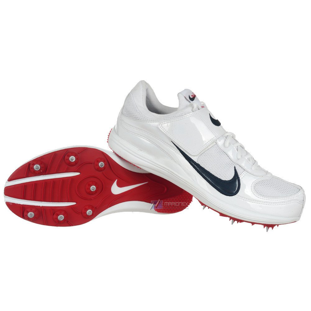 Buty Kolce Nike Tanie,Nike Zoom Tj 2 Triple Jump Damskie Białe