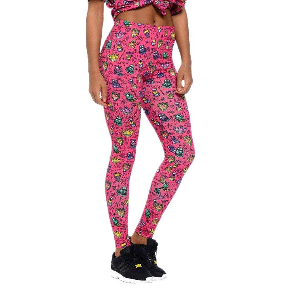 946dc211abfece ... Spodnie Adidas Originals Jeremy Scott KS Print damskie legginsy  sportowe ...