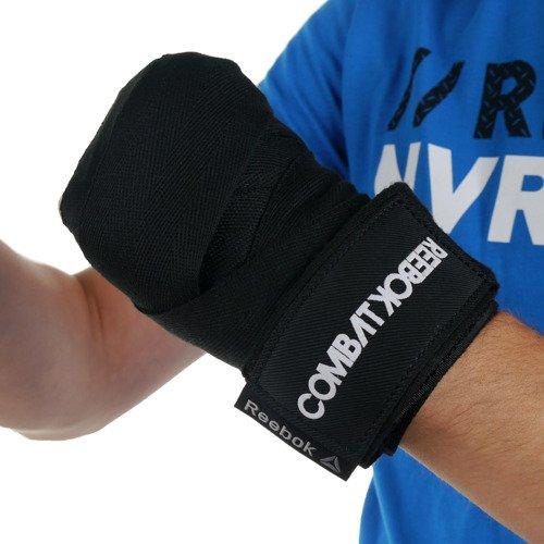 Bandaże bokserskie na dłonie Reebok Noble Fight Combat H-Wrap MMA owijki taśmy