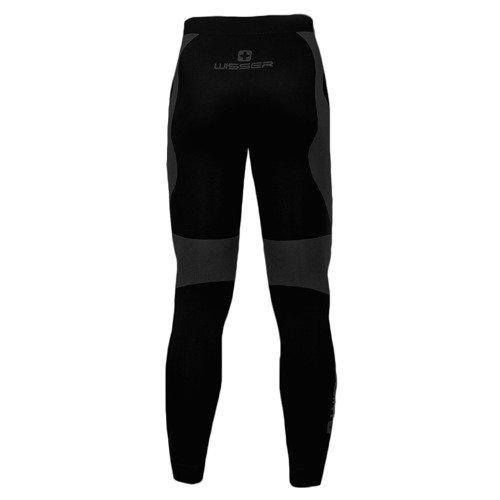 Bielizna termoaktywna Wisser Dry męskie spodnie treningowe termoaktywne