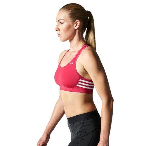 Biustonosz Adidas Clima Training stanik sportowy termoaktywny top fitness