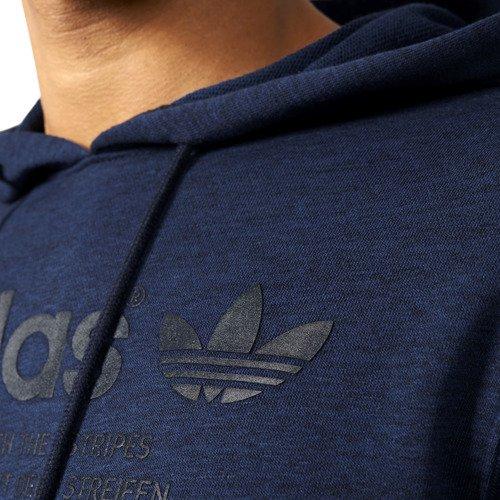 Bluza Adidas Originals Premium Trefoil męska dresowa sportowa z kapturem