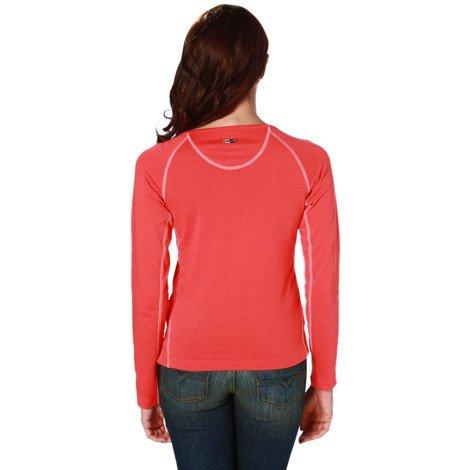 Bluzka Adidas Trail ClimaLite Graphic damska koszulka sportowa termoaktywna do biegania