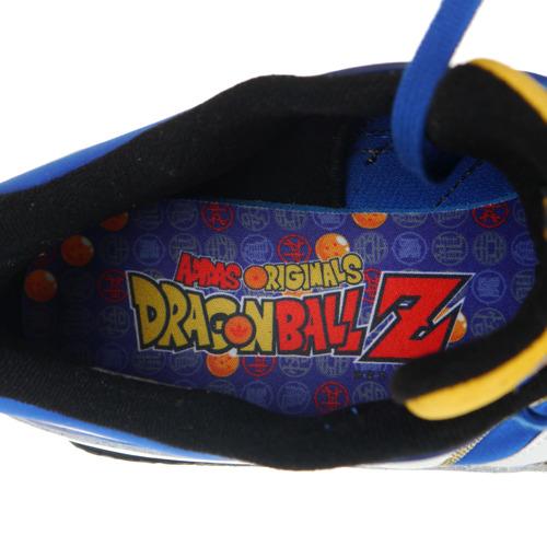 Buty Adidas Originals X Dragon Ball Ultra Tech Vegeta męskie sportowe skórzane