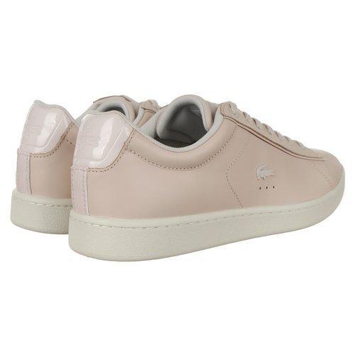 Buty Lacoste Carnaby Evo 417 1 SPW damskie sportowe sneakersy skórzane