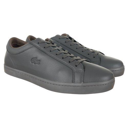 Buty Lacoste Straightset 4 SRM męskie sportowe skórzane sneakersy