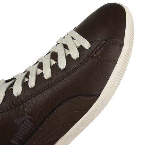 Buty Puma Glyde Leather MID męskie sportowe trampki skórzane