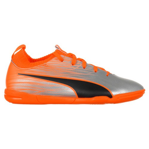 Buty piłkarskie Puma evoKnit Football II IT Junior dziecięce halowe halówki