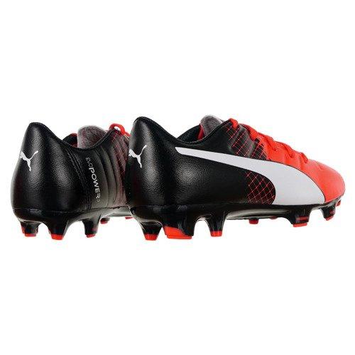 Buty piłkarskie Puma evoPower 3.3 FG Junior dziecięce korki lanki