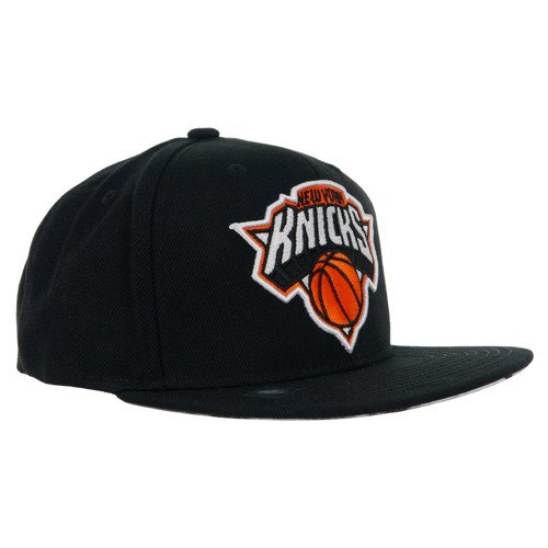 Czapka z daszkiem Adidas NBA Flat Cap New York Knicks unisex sportowa