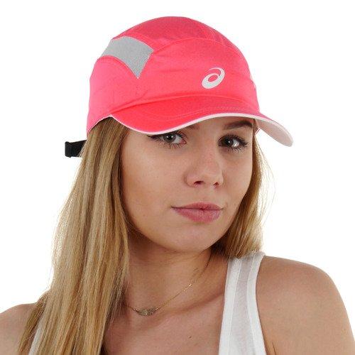 Czapka z daszkiem Asics Essentials Cap damska regulowana bejsbolówka sportowa do biegania