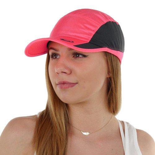 Czapka z daszkiem Asics Performance Cap damska regulowana bejsbolówka sportowa do biegania