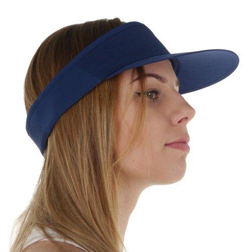 Daszek Asics Performance Visor unisex sportowy do biegania czapka