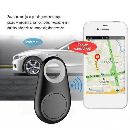 KLIPS ANTYKRADZIEŻOWY GPS UnderControl