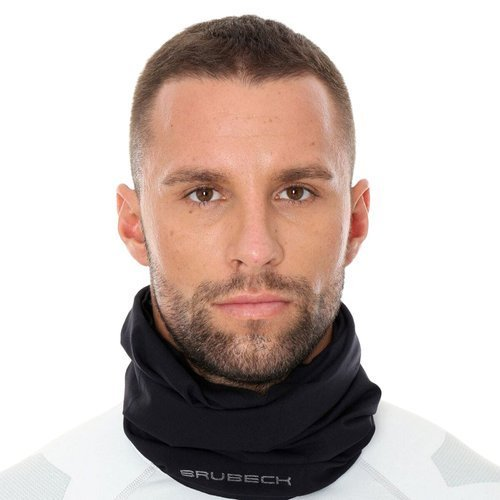 Komin sportowy termoaktywny Brubeck Acesories unisex ocieplacz bandana do biegania