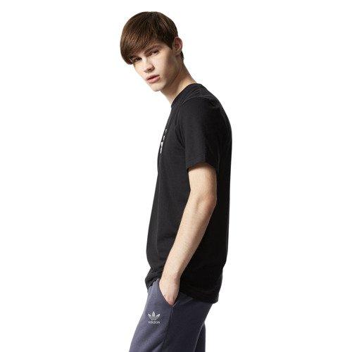 Koszulka Adidas Originals Black męska t-shirt sportowy