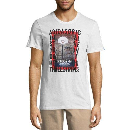 Koszulka Adidas Originals Graphic StreetBall męska t-shirt sportowy