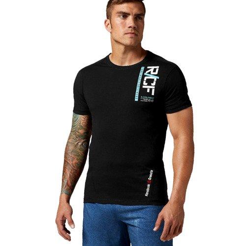 Koszulka Reebok CrossFit CorDura męska t-shirt sportowy