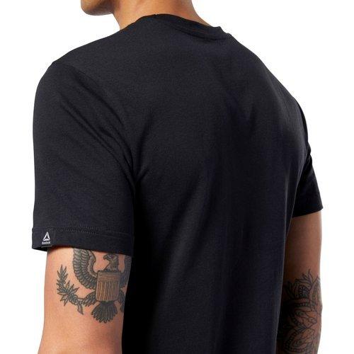 Koszulka Reebok CrossFit Fittest On Earth Tee męska sportowa t-shirt treningowy