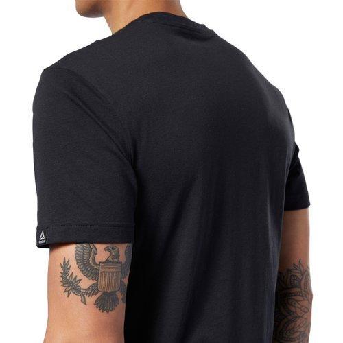 Koszulka Reebok CrossFit Made In The Box Tee męska sportowa t-shirt treningowy