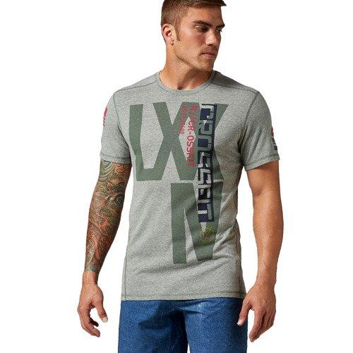 Koszulka Reebok CrossFit RCF Tri-Blend t-shirt męski treningowy