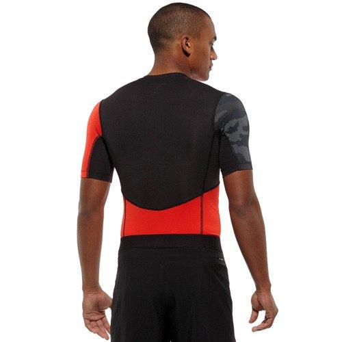 Koszulka Reebok CrossFit męska kompresyjna na siłownie do biegania