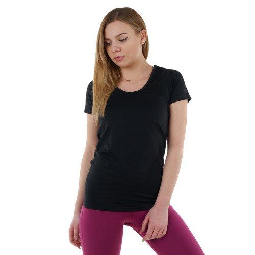 Koszulka Reebok RF Seaml Tee damska treningowa termoaktywna