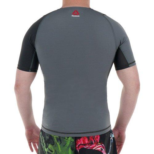 Koszulka Reebok UFC Training męska kompresyjna termoaktywna