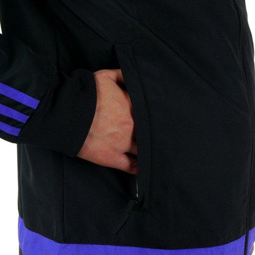 Kurtka Adidas All Blacks Presentation męska sportowa wiatrówka