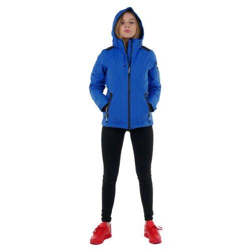 Kurtka Slazenger Grand Slam Parka damska zimowa narciarska sportowa z kapturem