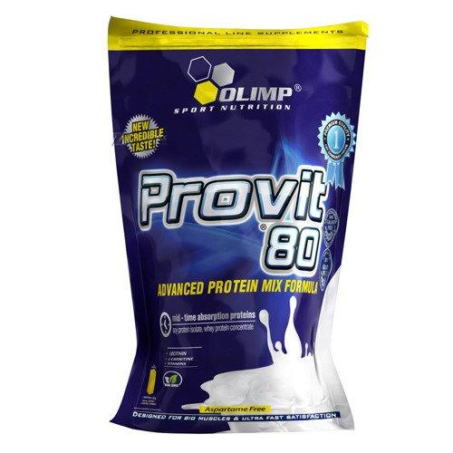 OLIMP Provit 80 w proszku 700g odżywka białkowa