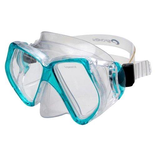 Okulary maska do nurkowania Spokey Natator gogle z regulacją