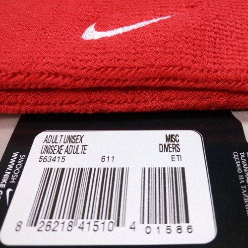 Opaska na głowę Nike Headband frotka sportowa treningowa do biegania
