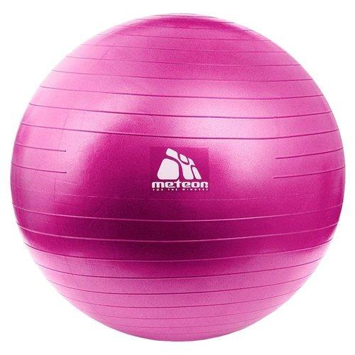 Piłka gimnastyczna Meteor Fitness Ball 55 cm treningowa