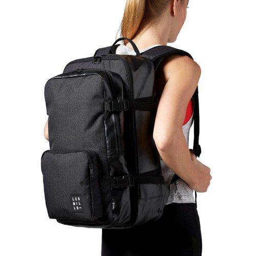Plecak Reebok Les Mills szkolny treningowy miejski na laptopa