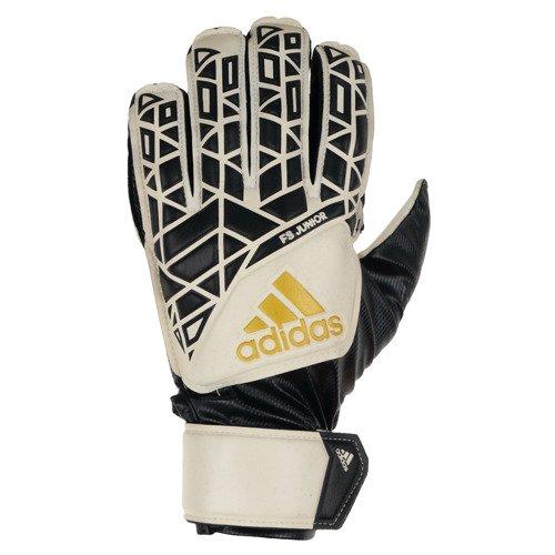 Rękawice bramkarskie Adidas Ace Fingersave Junior treningowe