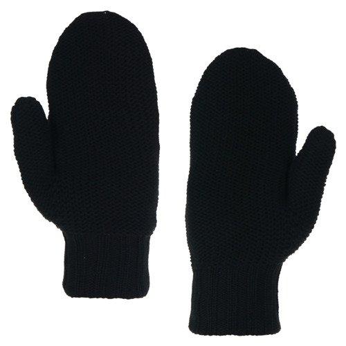 Rękawiczki Reebok Cable damskie zimowe jednopalczaste bawełniane