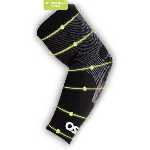 Ściągacze łokcia OS1st AS6 stabilizatory kompresyjne opaski sportowe rękawki