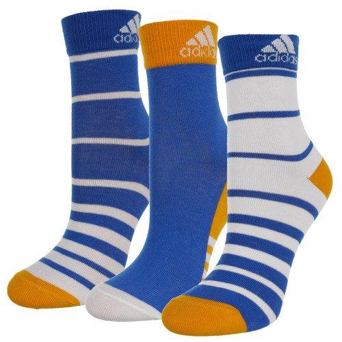 Skarpetki Adidas 3 PARY skarpety dziecięce