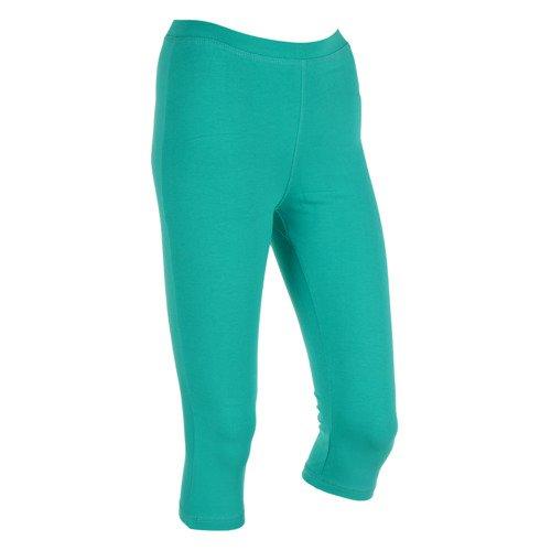 Spodenki 3/4 Reebok Capri dziecięce damskie legginsy getry sportowe