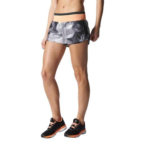 Spodenki Adidas Aktiv M10 damskie szorty sportowe treningowe