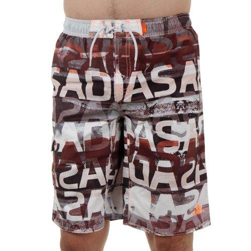 Spodenki Adidas Graphic BS dziecięce męskie szorty kąpielowe sportowe
