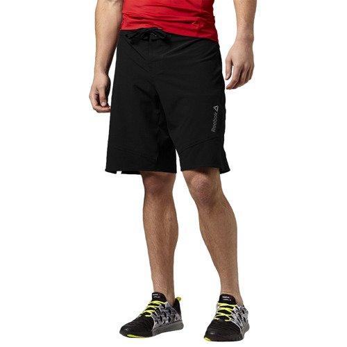 Spodenki Reebok Les Mills Board Short męskie sportowe na siłownie