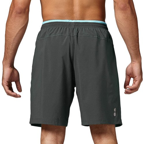 """Spodenki Reebok Running Essentials 8"""" męskie sportowe termoaktywne do biegania"""