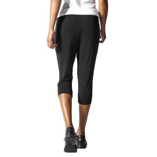 Spodnie 3/4 Adidas Studio Pure Drapy damskie dresowe sportowe