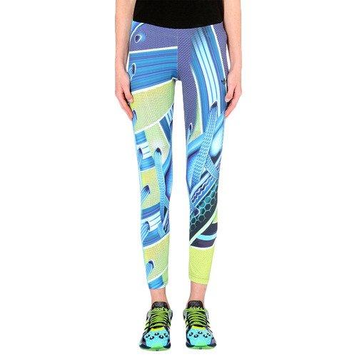 Spodnie Adidas Originals Mary Katrantzou Leggings damskie legginsy sportowe limitowana edycja