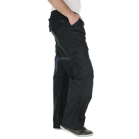 Spodnie Adidas REM Wov Pant sportowe męskie