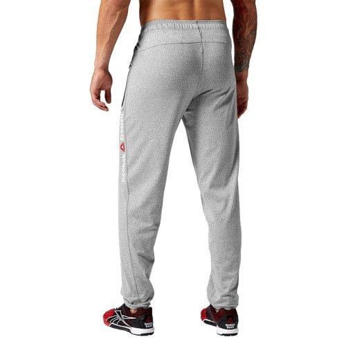 Spodnie Reebok CrossFit SpeedWick męskie dresowe sportowe termoaktywne