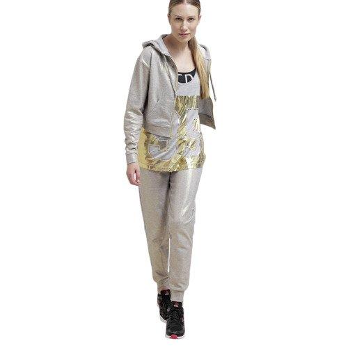 Spodnie Reebok LTHS Donna Jogger damskie dresowe sportowe do tańca