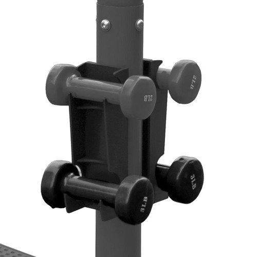 Spokey Stepper z kolumną Column twister hantle do ćwiczeń